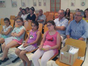 Asistentes Presentación Jornadas ODS Monesterio