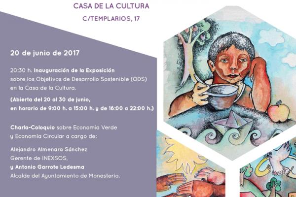 Cartel Jornadas ODS Monesterio